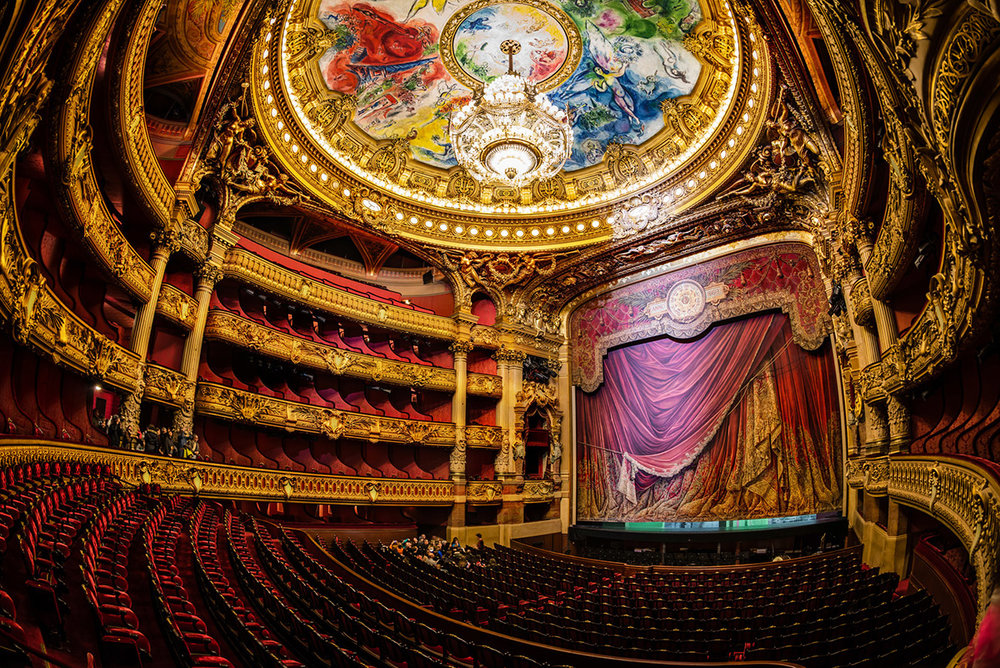 PRIVATE GUIDE PARIS PRIVATE TOUR OF THE OPERA GARNIER