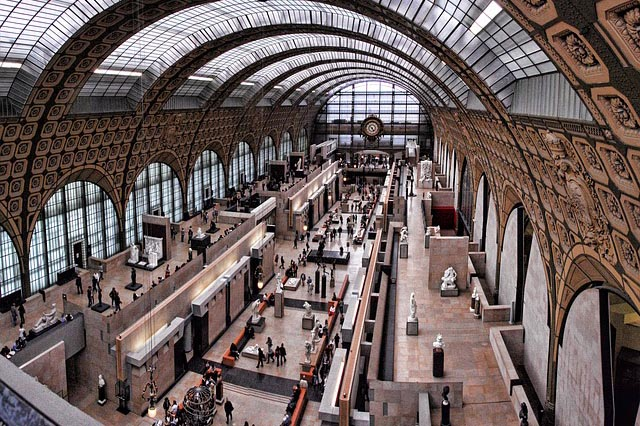 PRIVATE GUIDE PARISPRIVATE VISIT ORSAY MUSEUM
