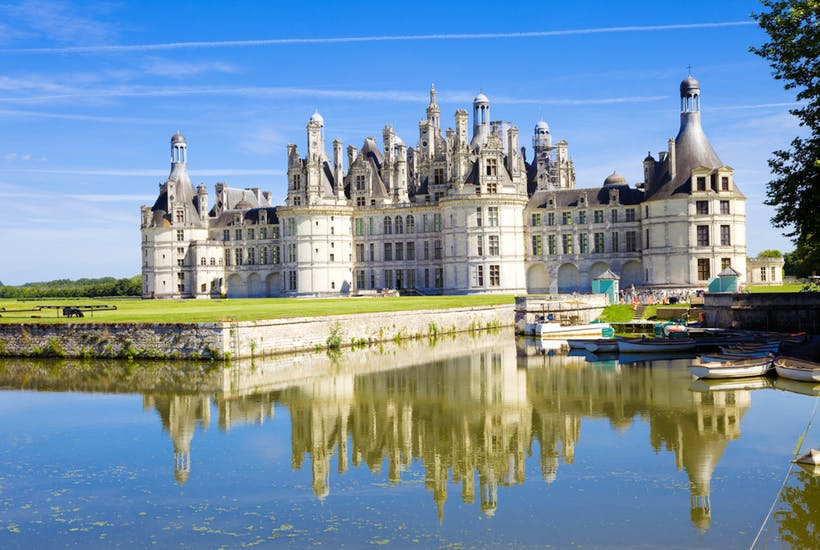 PRIVATE GUIDE PARIS THE LOIRE VALLEY
